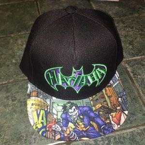 DC Comics Baseball Hat